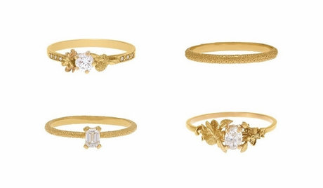 alex monroe beekeeper bridal new rings